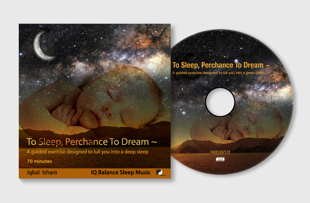 IQ Balance Sleep Music CD