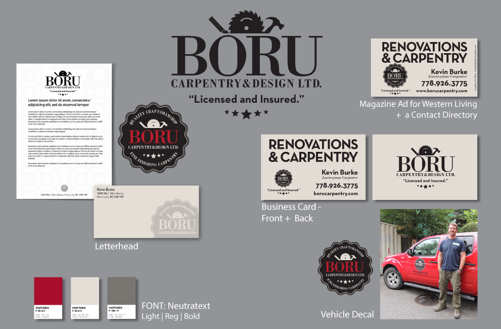 BORU CARPENTRY
