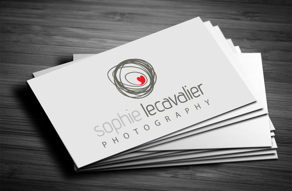 Logo + Business Card for Baby Photographer