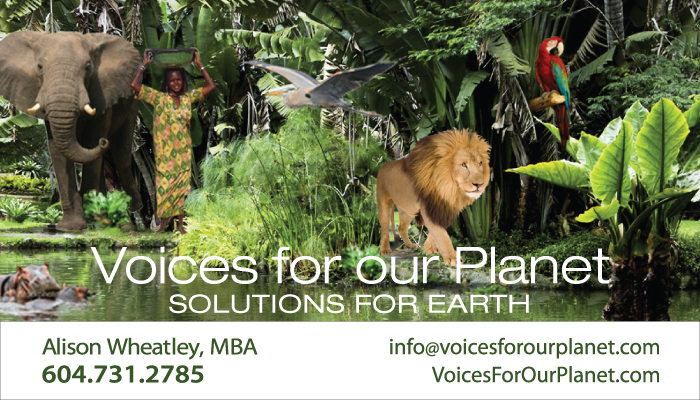 Voices For Our Planet